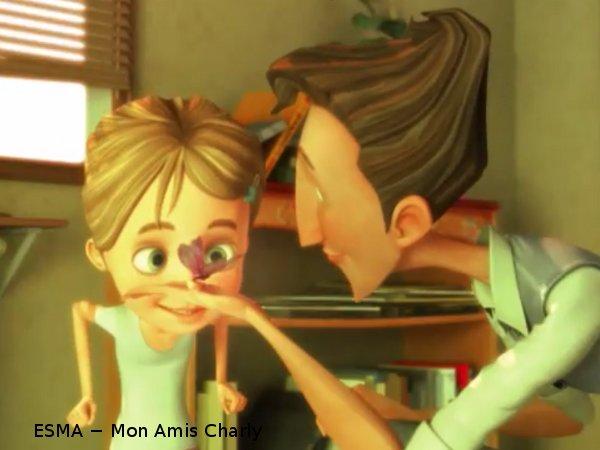 ESMA − Mon Amis Charly
