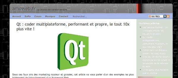 Ancienne version du thème de amoweb.fr