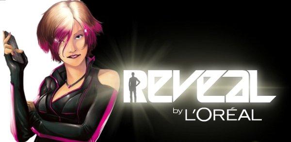 Loreal Reveal : Trouver du travail en jouant !