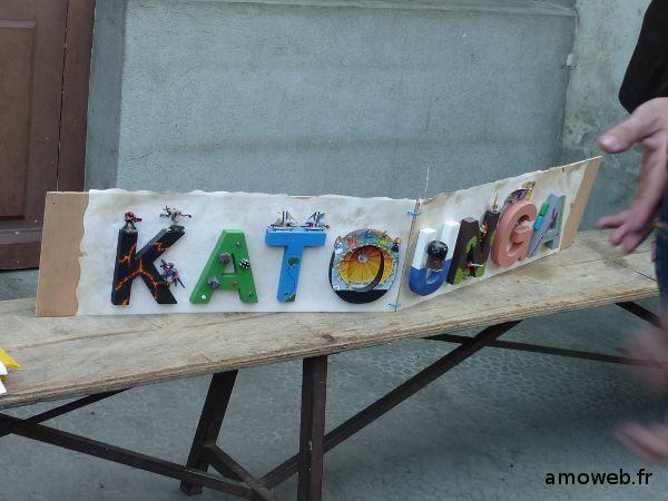 Le Katunga Club de Valence Turlupinades 2009 Saint Donat