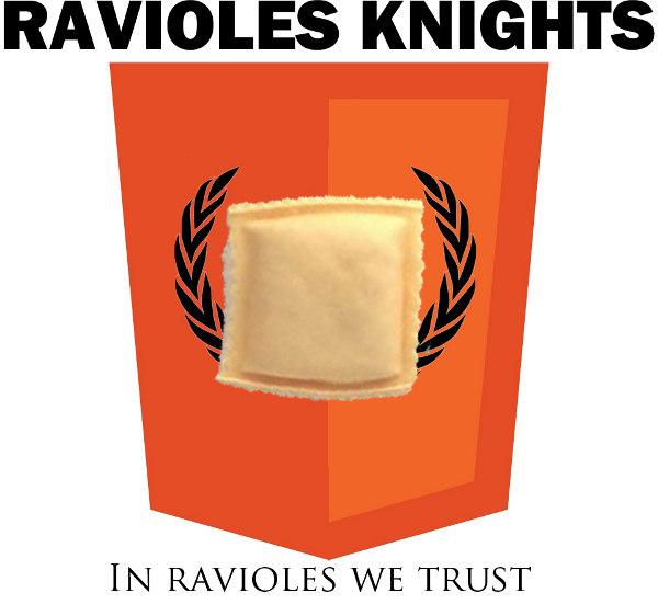 Ravioles Knights